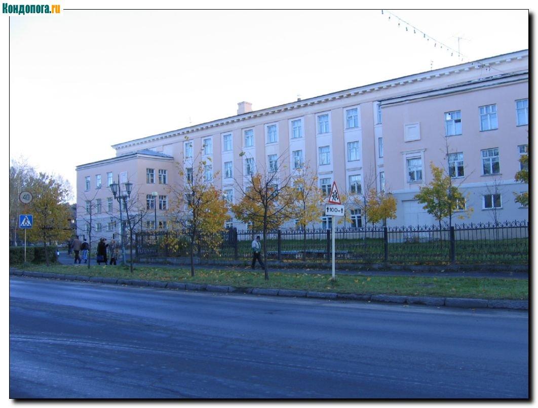 Школа №1 г Ярославль МОУ