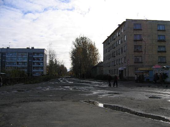 Улица заозерная улица зеленая