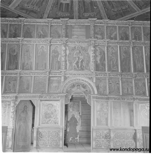 Успенская церковь. 1942 год